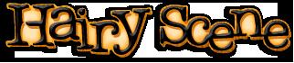 Hairy Scene logo